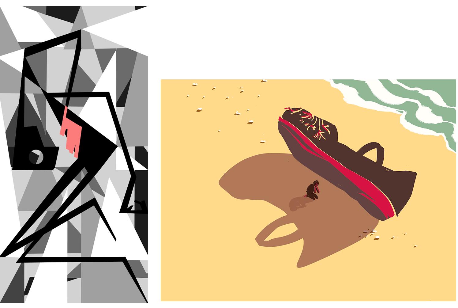 designs & illustrations
